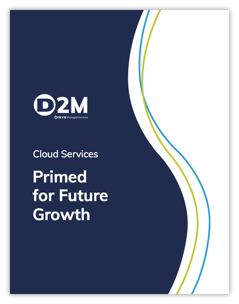 D2M Cloud Services Brochure